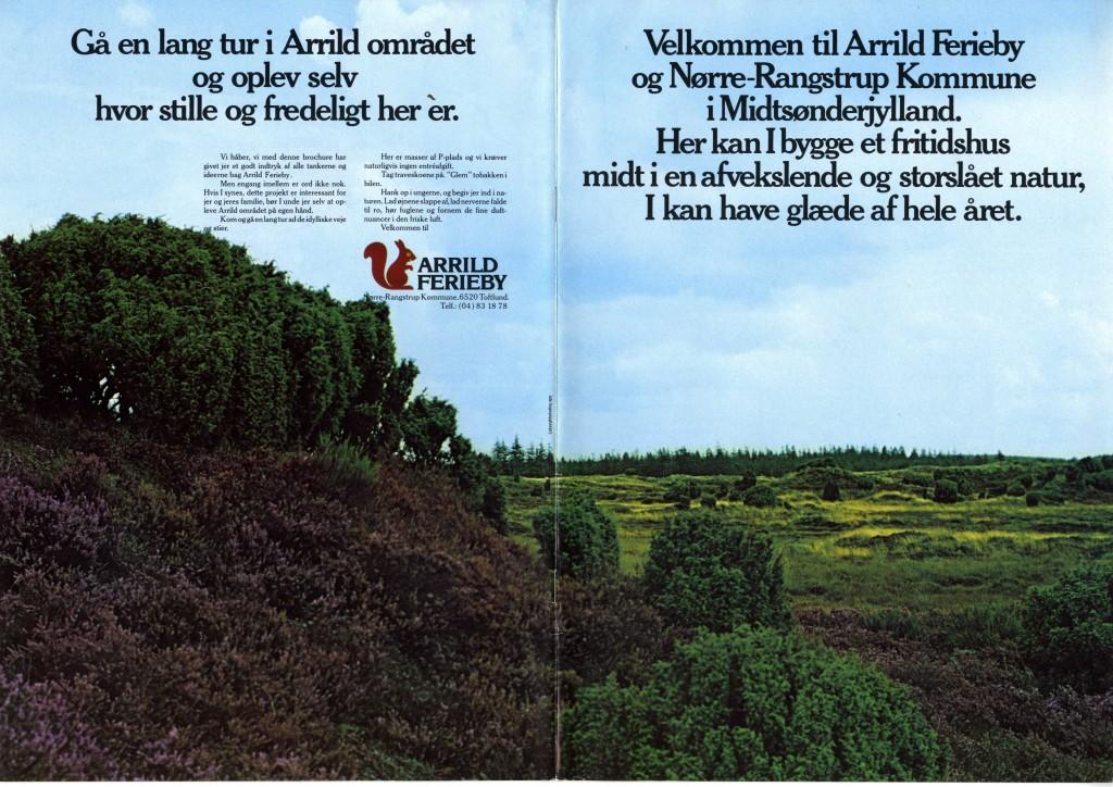 Brochure Arrild-ferieby